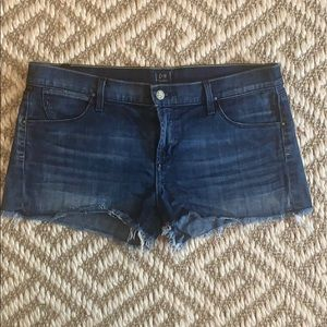 Citizens of Humanity Jean Cut Off Shorts